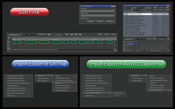 VisDOM VisTitle V2.9 - Title software